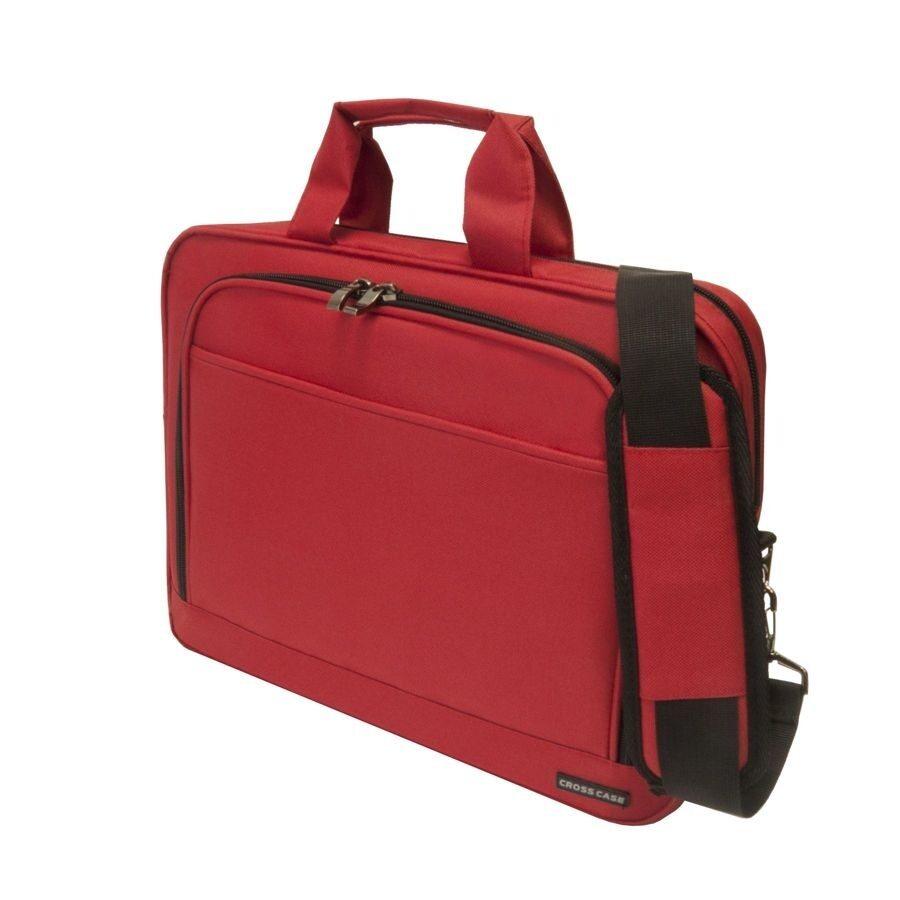 Сумка для ноутбука CROSS CASE CC15-004 Red a3644a0d3bb
